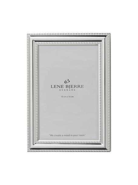 Fotolijstje Austin, Lijst: gecoat staal, Zilverkleurig, 10 x 15 cm
