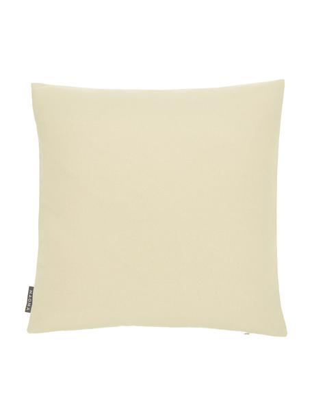 Poszewka na poduszkę zewnętrzną Bloop, Dralon (100% włókna akrylowe), Odcienie piaskowego, S 45 x D 45 cm