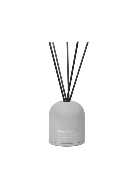 Dyfuzor zapachowy Fraga (drzewo sandałowe i mirra), Jasny szary, Ø 9 x W 26 cm