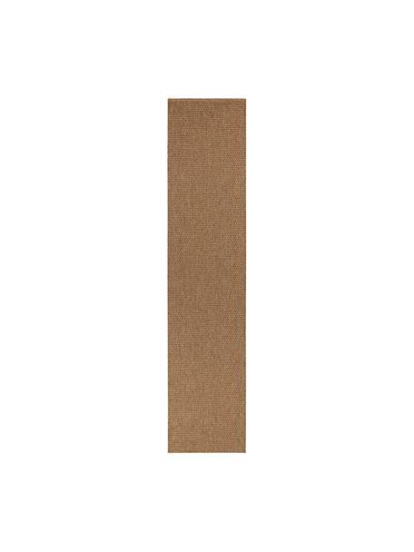 In- & Outdoor-Läufer Nala in Sisal-Optik, Braun, 80 x 350 cm