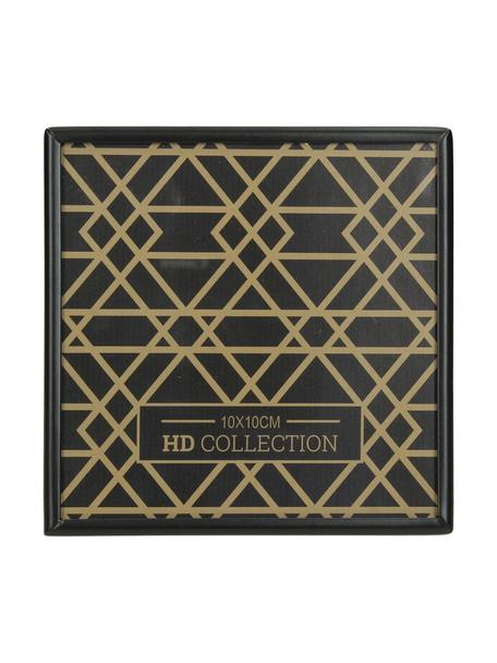 Marco Insta, Parte trasera: tablero de fibras de dens, Negro, 10 x 10 cm