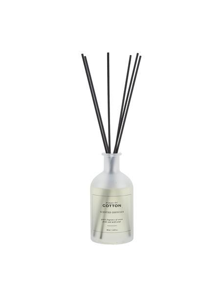 Diffuser Cotton (Baumwolle, Sanfter Wind), Behälter: Glas, Baumwolle, Sanfter Wind, Ø 7 x H 29 cm