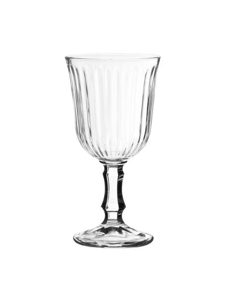 Mały kieliszek do wina Belem, 12 szt., Szkło, Transparentny, Ø 8 x W 15 cm