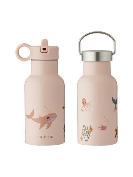 Bottiglia isotermica Anker, Acciaio inossidabile, Rosa, multicolore, 350 ml