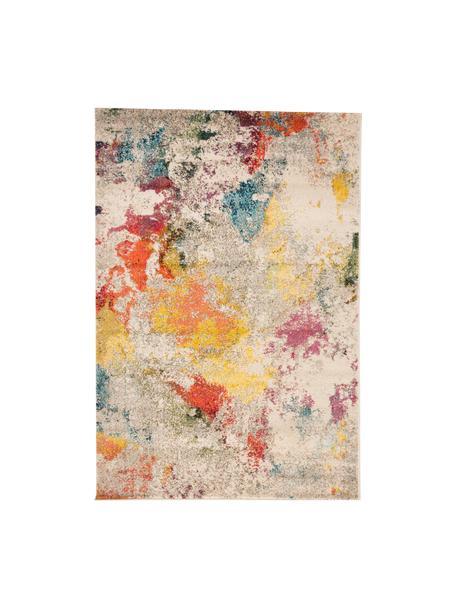 Alfombra de diseño Celestial, Parte superior: 100%polipropileno, Reverso: yute, Multicolor, An 120 x L 180 cm (Tamaño S)