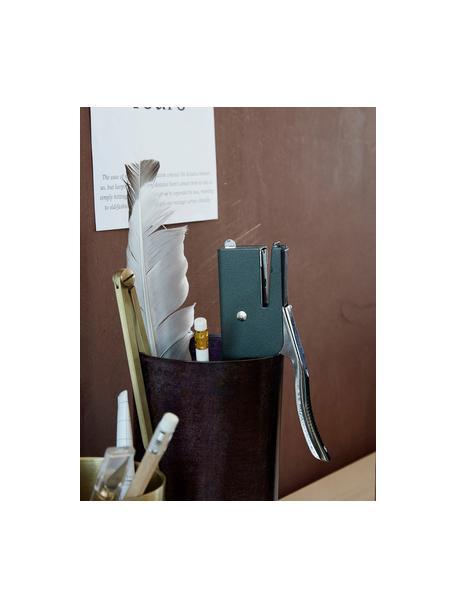 Zszywacz biurowy Pile, Metal, Czarny, S 20 x W 14 cm