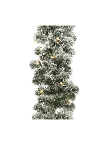 LED-slinger Imperial, Kunststof, Groen, wit, Ø 25 x L 270 cm