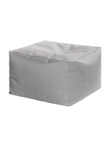 In- & Outdoor Sitzsack Loft, Bezug: 100% Polyacryl Dralon (ga, Grau, B 80 x T 80 cm