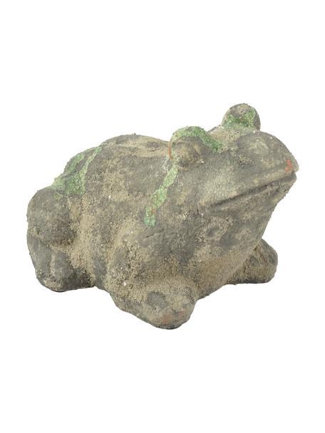 Dekoracja Patina, Terakota, Zielony, beżowy, S 17 x W 11 cm