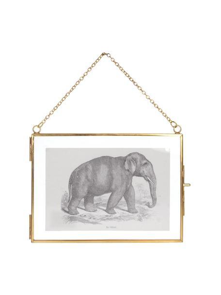 Fotolijstje Linetti, Messingkleurig, 10 x 15 cm