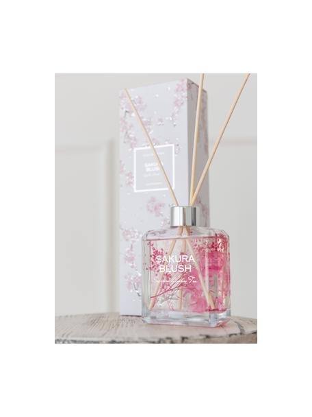 Diffuser Sakura Blush (Ambra & Tee), Behälter: Glas, Ambra & Tee, Ø 9 x H 27 cm
