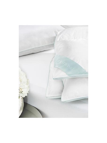 Piumino extra leggero in piuma d'oca Comfort, Bianco, Larg. 200 x Lung. 200 cm