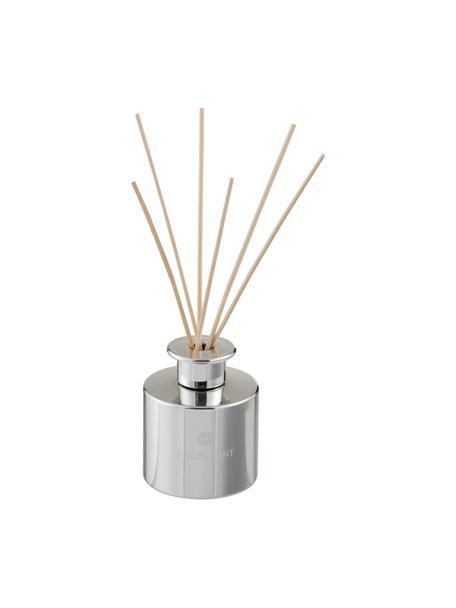 Diffuser Excellent (suikerspin), Houder: glas, Zilverkleurig, Ø 9 x H 28 cm