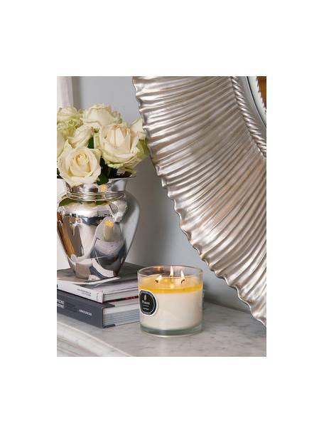 Vela perfumada con tres mechas Parks Original (vainilla y cítricos), Recipiente: cristal, Vainilla & cítricos, Ø 12 x Al 11 cm
