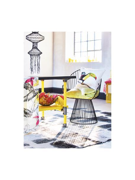 Poszewka na poduszkę Jimmy, 100% bawełna, Biały, wielobarwny, 50 x 50 cm