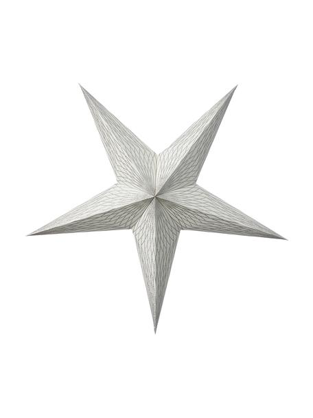 Oggetto decorativo fatto a mano Icilisse, Carta, Argentato, Larg. 40 x Alt. 40 cm