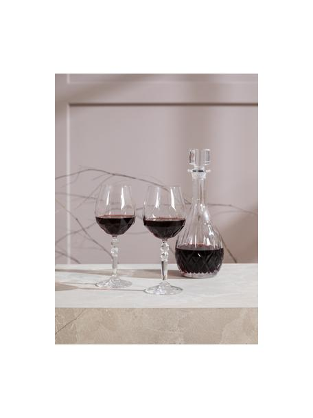 Bottiglia in cristallo Rotonda, 900 ml, Cristallo, Trasparente, Alt. 26 cm