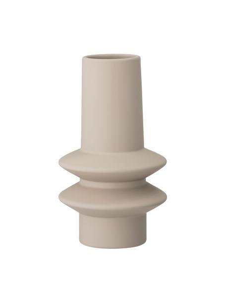 Vaso in gres Isold, Gres, Marrone, Ø 13 x Alt. 22 cm