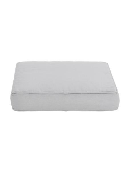 Wysoka poduszka na siedzisko Zoey, Szary, S 40 x D 40 cm