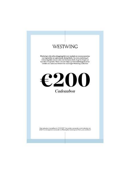 Cadeaubon om zelf te printen, Digitale cadeaubon Na ontvangst van de betaling ontvang je een e-mail met de downloadlink naar je cadeaubon. Je kunt het PDF-bestand gemakkelijk opslaan en afdrukken., Multicolour, 200
