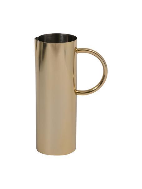 Brocca in acciaio inossidabile in oro Mangal, Acciaio inossidabile rivestito, Dorato, 1 l