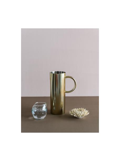 Karaf Mangal van edelstaal in goudkleur, 1 L, Gecoat edelstaal, Messingkleurig, 1 L