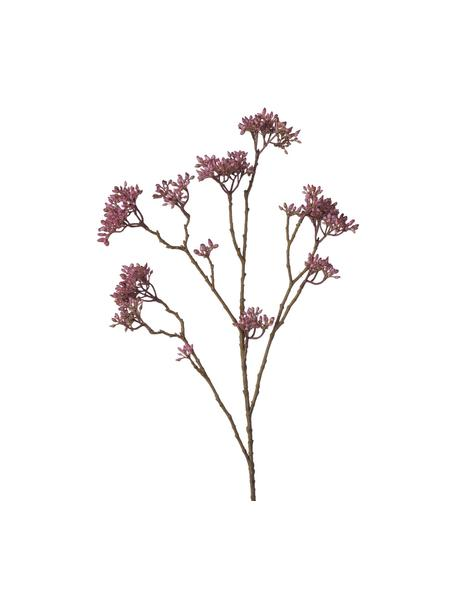 Fiore artificiale Hartriegel, Materiale sintetico, Rosa, marrone, Lung. 75 cm