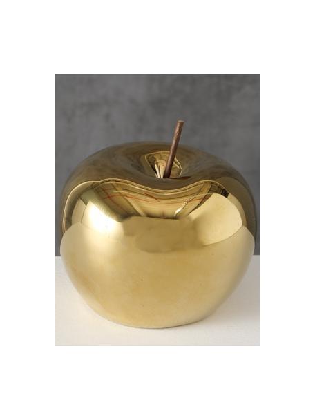 Dekoracja Nesta , Porcelana, Odcienie złotego, Ø 10 cm