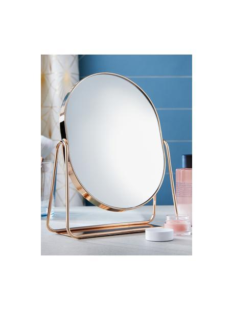 Espejo tocador Gloria, Espejo: vidrio, Rosa dorado, An 16 x Al 22 cm
