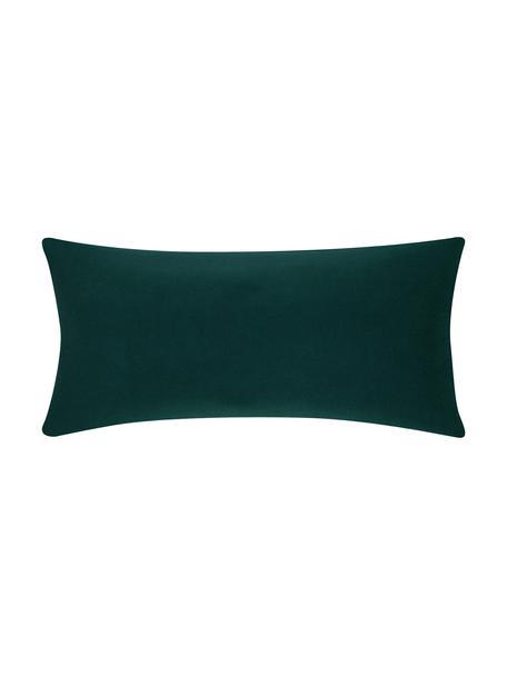 Flanell-Kissenbezüge Biba in Waldgrün, 2 Stück, Webart: Flanell Flanell ist ein k, Waldgrün, 40 x 80 cm