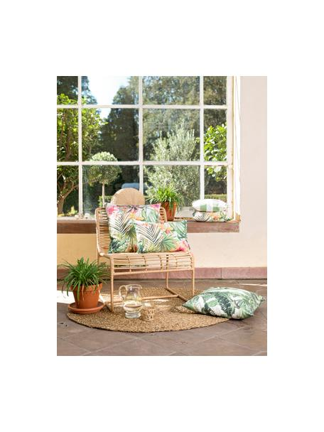 Poszewka na poduszkę zewnętrzną Kokamo, 100% poliakryl Dralon®, Wielobarwny, S 30 x D 50 cm