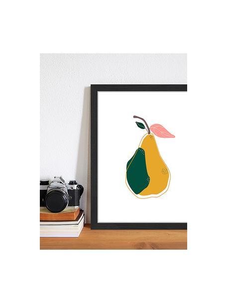 Oprawiony druk cyfrowy A Pear, Wielobarwny, S 33 x W 43 cm