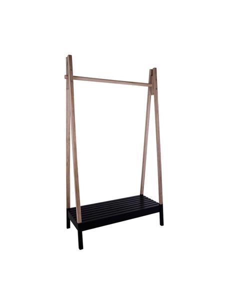 Burro Torino, Estante: tablero de fibra de densi, Beige, Negro, An 94 x Al 170 cm