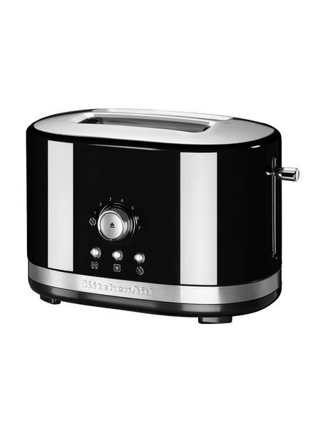 Toaster KitchenAid, Gehäuse: Aluminiumdruckguss, Edels, Schwarz, 31 x 20 cm