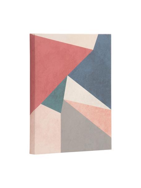 Canvas print Kyrene, Afbeelding: canvas, Multicolour, 28 x 35 cm