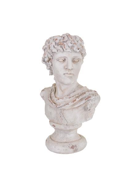 Macetero Nimus, Cemento, Blanco, An 37 x Al 44 cm
