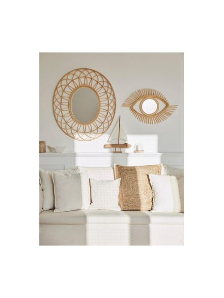 Oggetto decorativo Sailboat, Legno, Marrone, beige, Larg. 32 x Alt. 46 cm