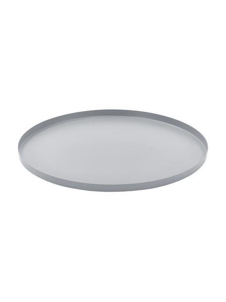 Bandeja Arla, Metal recubierto, Gris, Ø 41 cm