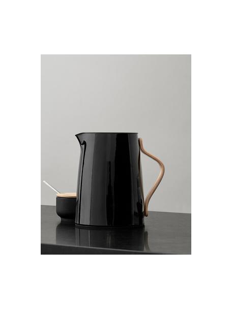 Zaparzacz do herbaty Emma, 1 l, Korpus: stal, Czarny, 1 l