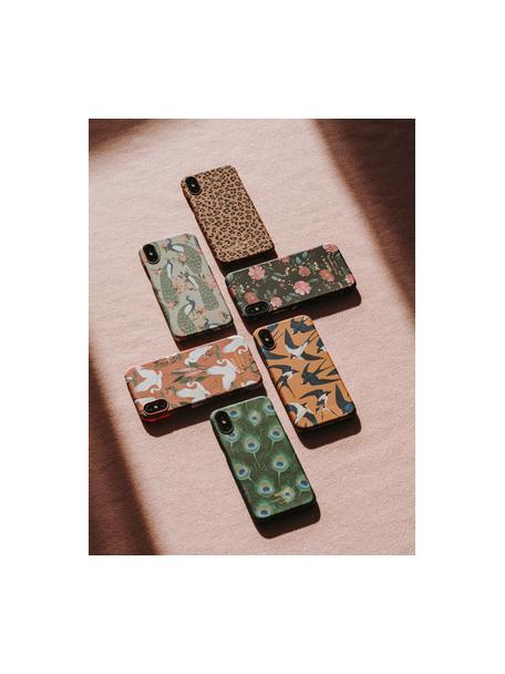 Etui na iPhone X Sunset Lagoon, Silikon, Wielobarwny, S 7 x W 15 cm