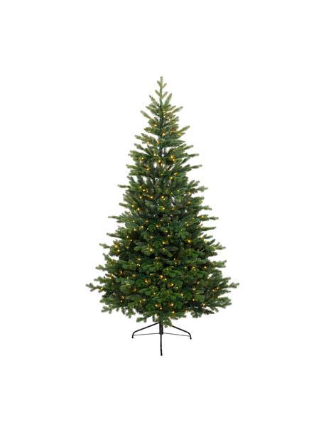 Decoratieve LED kerstboom Allison, Groen, Ø 97 x H 150 cm