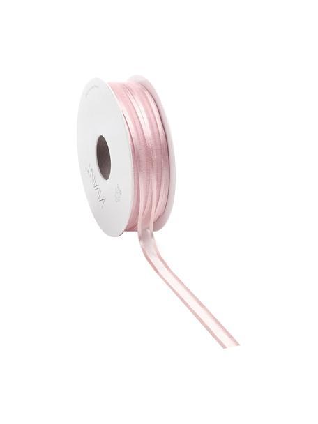 Wstążka prezentowa Pregia, Nylon, Blady różowy, S 1 x D 5000 cm