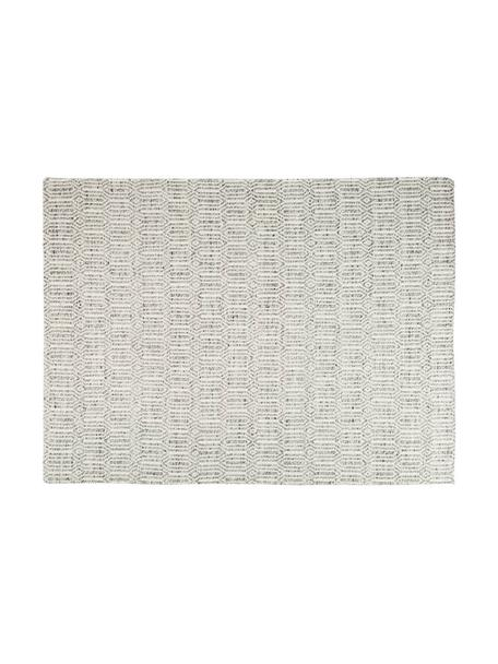 Tappeto tessuto a mano Justin, Avorio, grigio, L 300 x P 200 cm