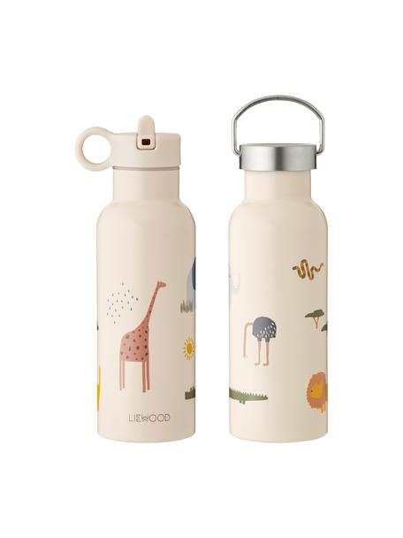 Thermosfles Neo, Edelstaal, Wit, multicolour, 500 ml