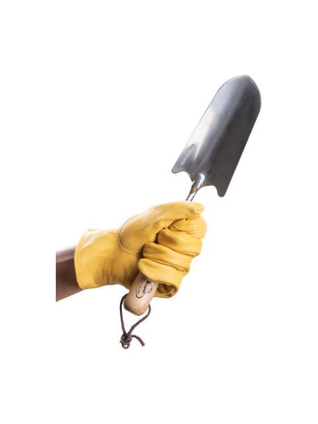 Gartenhandschuhe Selma aus Rindsleder, Rindsleder, Gelb, 13 x 23 cm