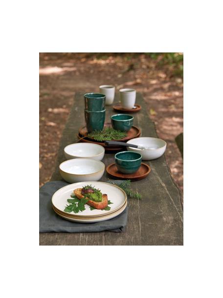 Kommen Saisons van keramiek in beige Ø 15, 6 stuks, Keramiek, Beige, Ø 15 x H 5 cm