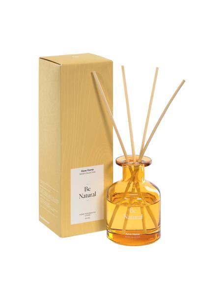 Diffuser Be Natural (bergamot, eucalyptus), Houder: glas, Bergamot, eucalyptus, Ø 7 x H 22 cm
