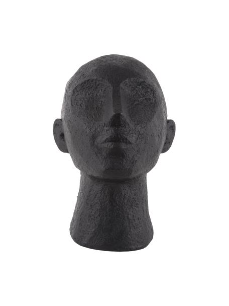 Dekoracja Art Up, Tworzywo sztuczne, Czarny, S 16 x W 23 cm