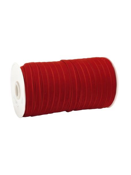 Cinta Velveta, Nylon, Rojo, An 1 x L 10000 cm