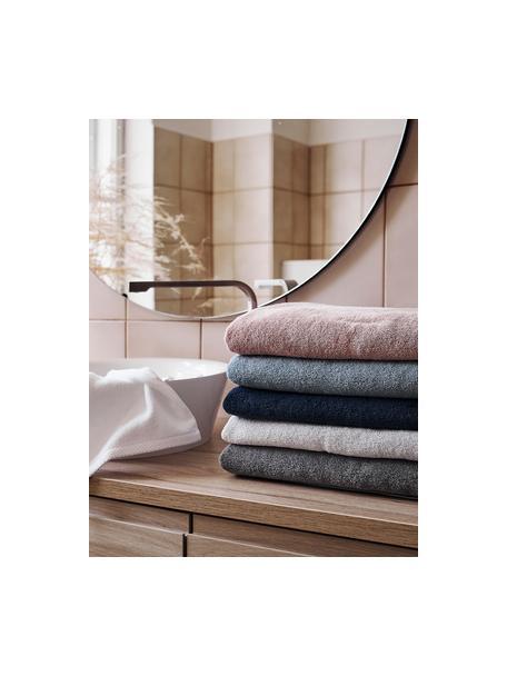 Einfarbiges Handtuch Comfort, verschiedene Größen, Hellblau, Gästehandtuch